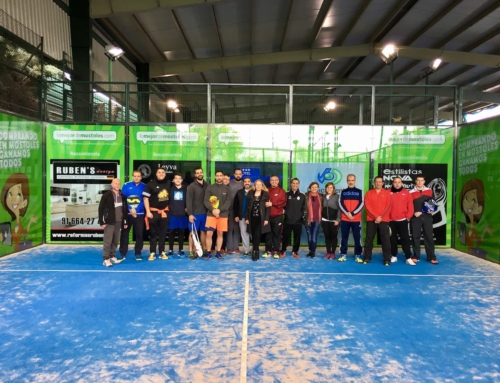 Primer Business Padel Solidario