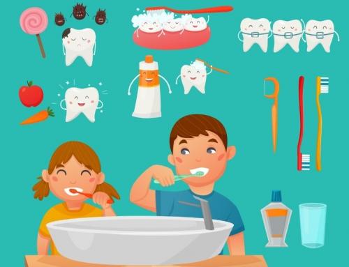 Por qué algunos niños menores de 10 años tienen caries sin comer muchos dulces