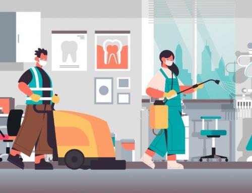 Protocolos de desinfección en clínicas dentales